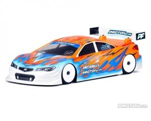 [AP1555-22] Protoform MS7 Touring Car Body (Clear) (190mm) (PRO-Lite Weight)