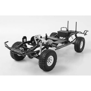 "1/10 Trail Finder 2 Truck Kit ""LWB"" Long Wheel Base Chassis Kit"