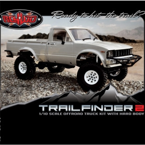 [트레일핀더-Mojave II Body 버전] Trail Finder 2 Truck Kit w/Mojave II Body Set